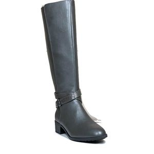 BANDOLINO Noles Buckle Tall Shaft Women's Boot